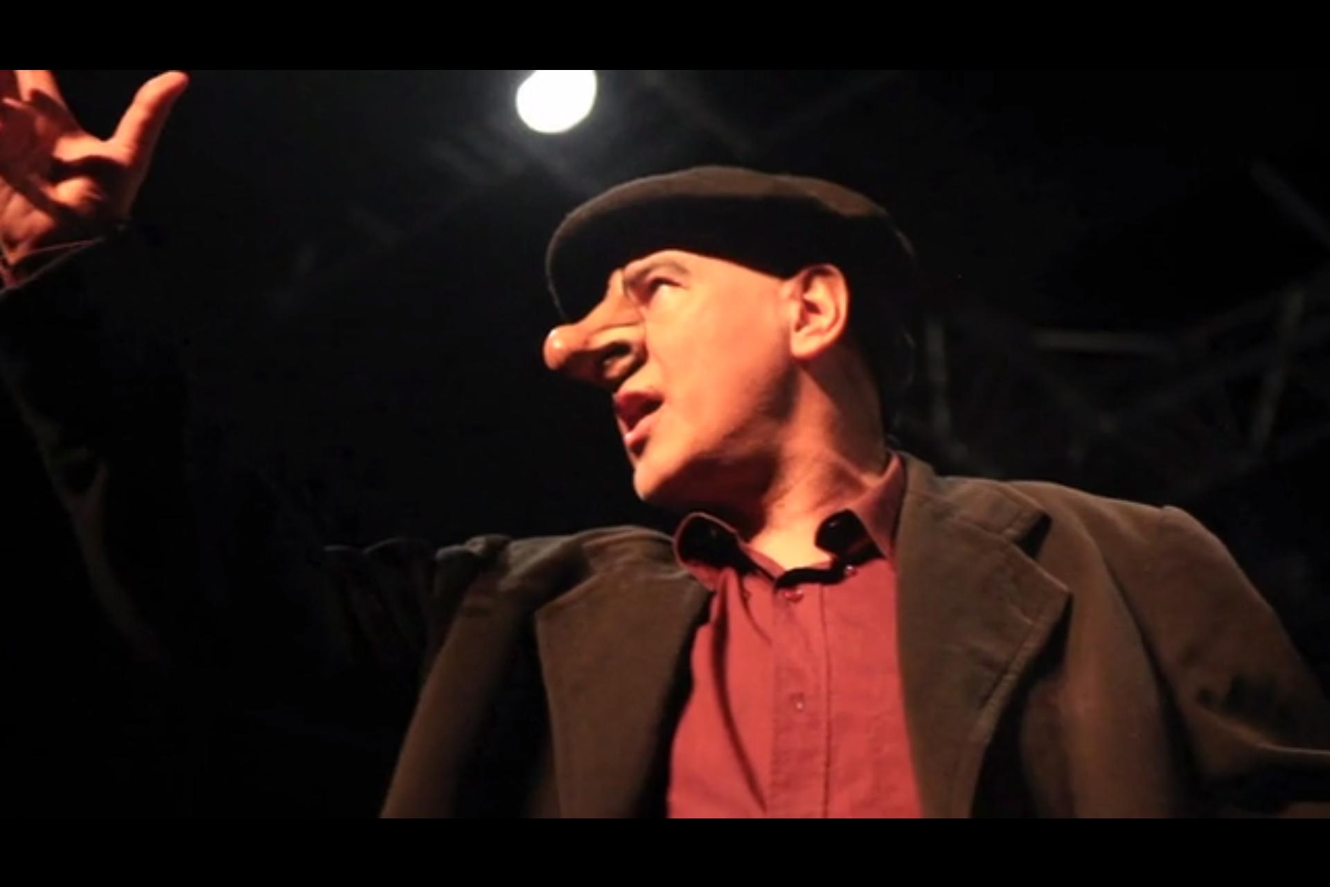 Cyrano de Bergerac par le Chergui Théâtre