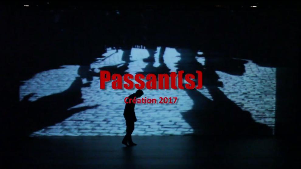 PASSANT(S) création 2017 cie LA BARAQUE – TOULOUSE