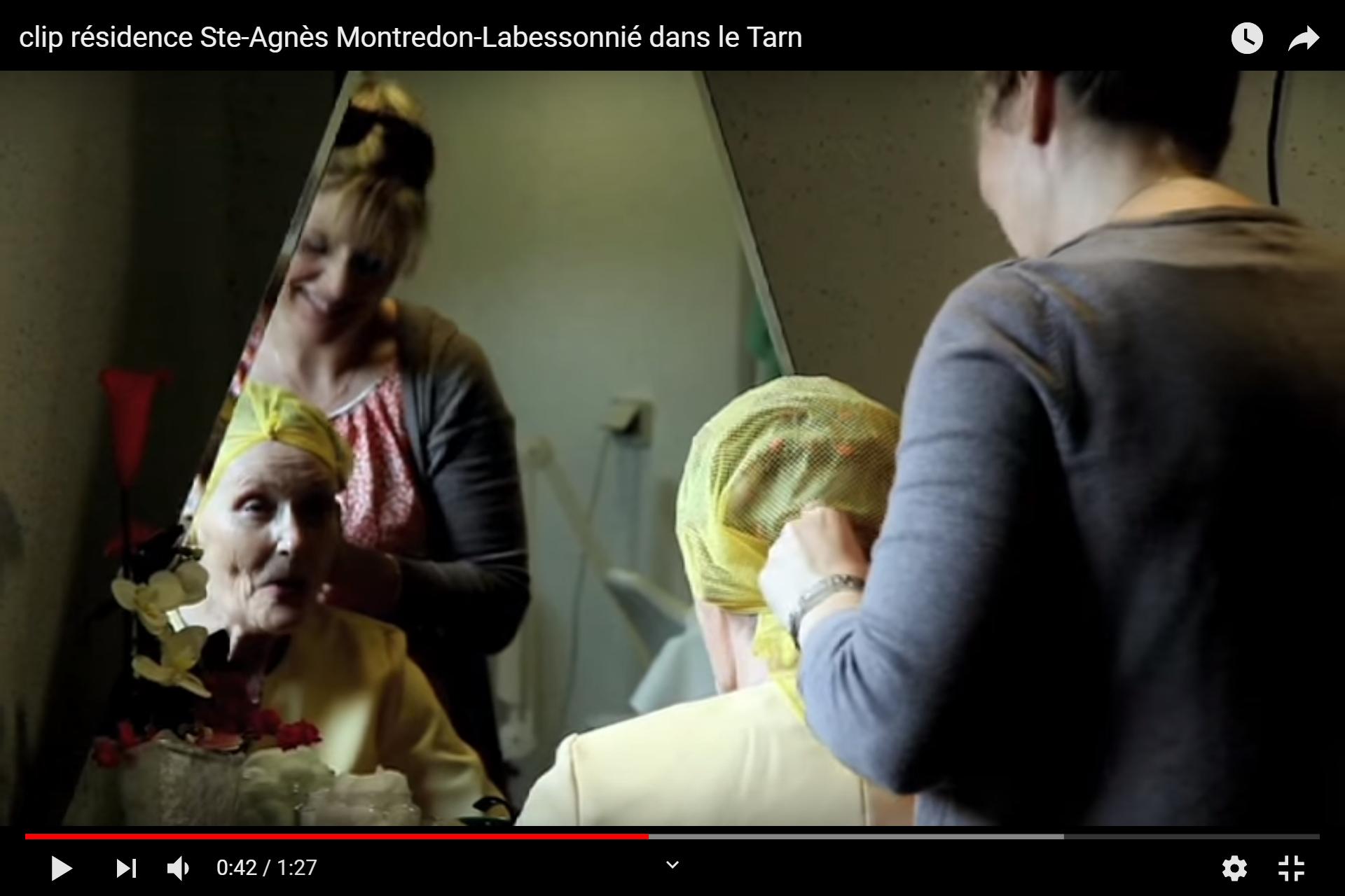 résidence Ste-Agnès Montredon-Labessonnié dans le Tarn