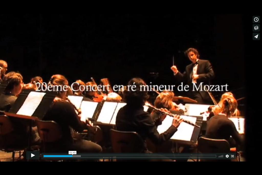 Concert pour la Paix Jeunes du Monde Teachers for Peace Halle aux Grains Toulouse
