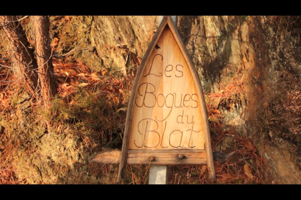 Les bogues du Blat, Baumont, Ardeche