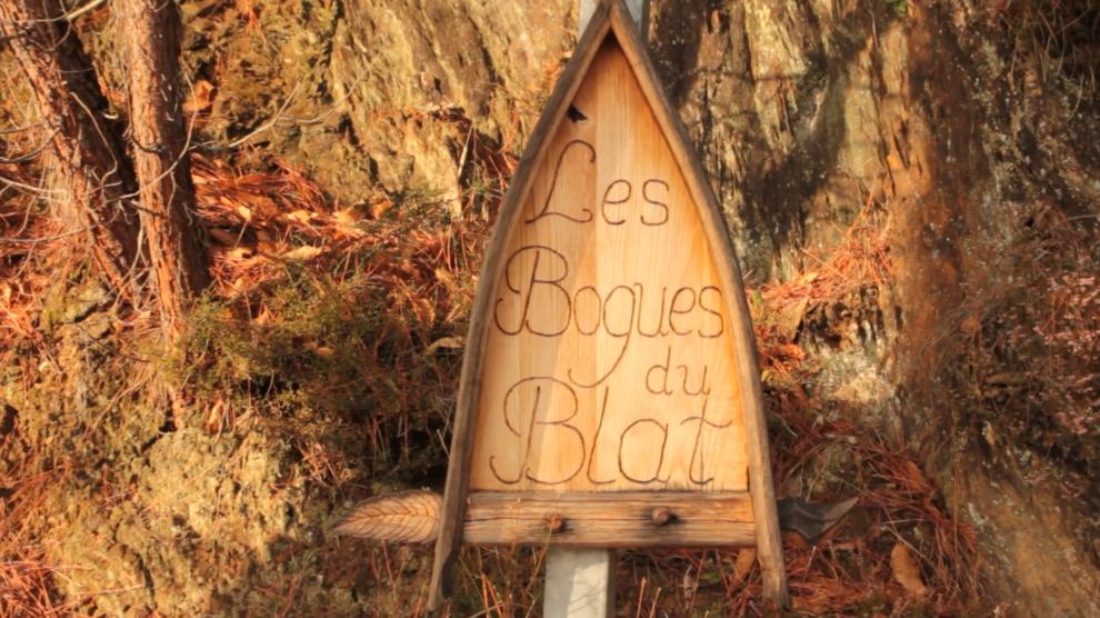 Les Bogues du Blat en Ardèche, des hlm d'architectes en zone rurale..