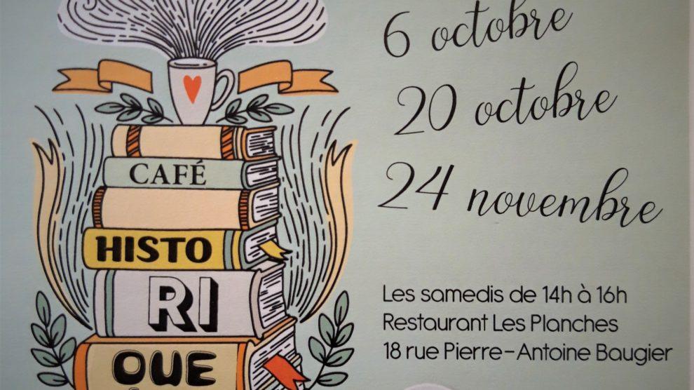 cafés historiques de la ville de Niort