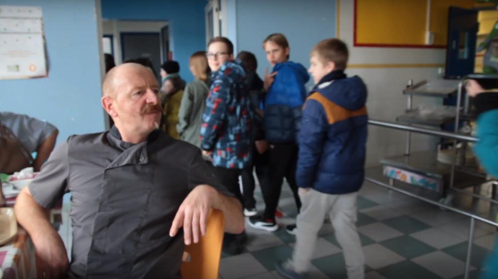 Dans l'Avesnois, la restauration scolaire autrement