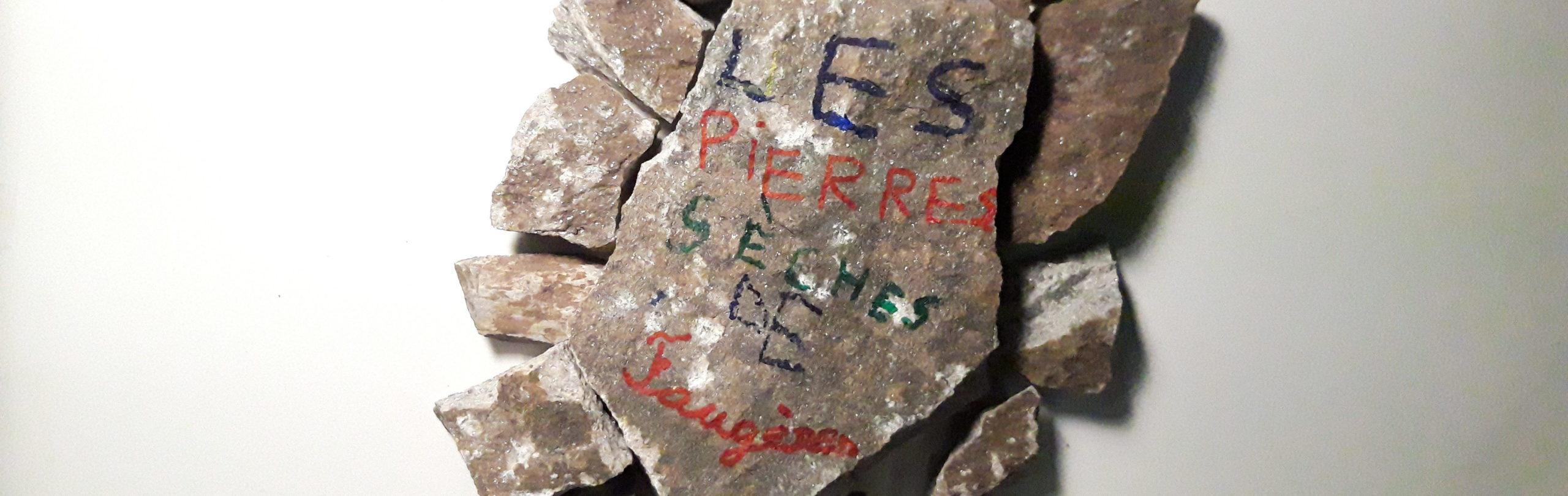 les pierres sèches de Faugères